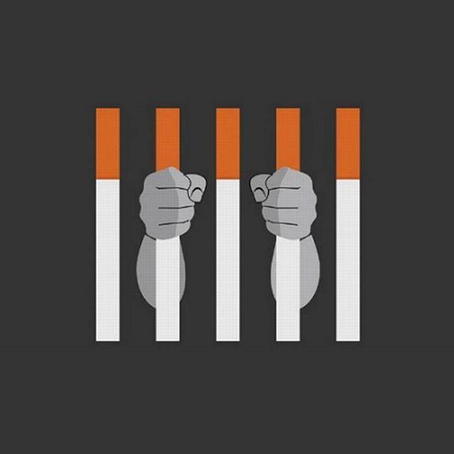 پوستر #گرافیک #poster #graphic #graphicdesign #سیگار #زندان - finke küchen angebote