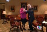 Jorge Ramos entrevistó a la jueza Sonia Sotomayor