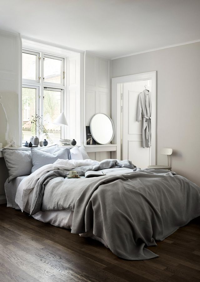HM Home Spring 2017 Stylizimo Blog Peaceful BedroomCozy