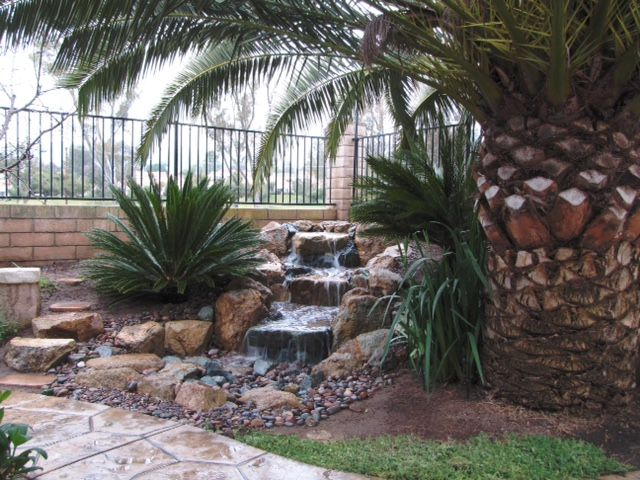 Pondless Waterfall Gallery | San Diego Ponds Koi Ponds And Waterfalls