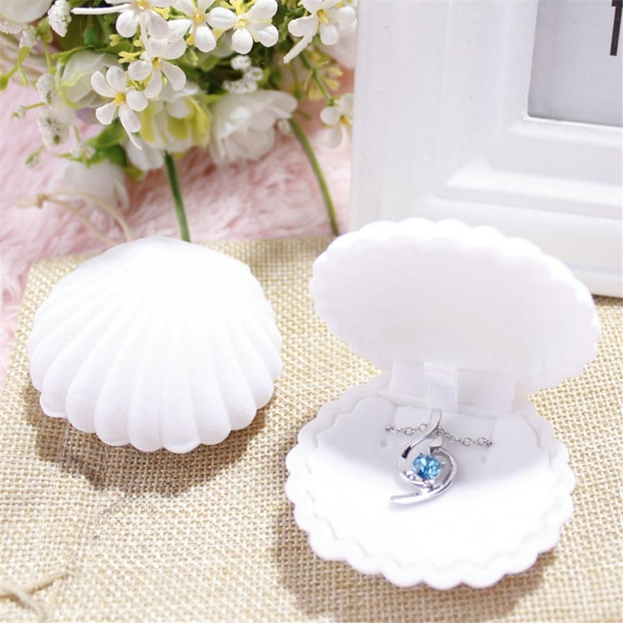Wholesale Luxurious Earring Jewelry Boxes Rings Necklace Holders