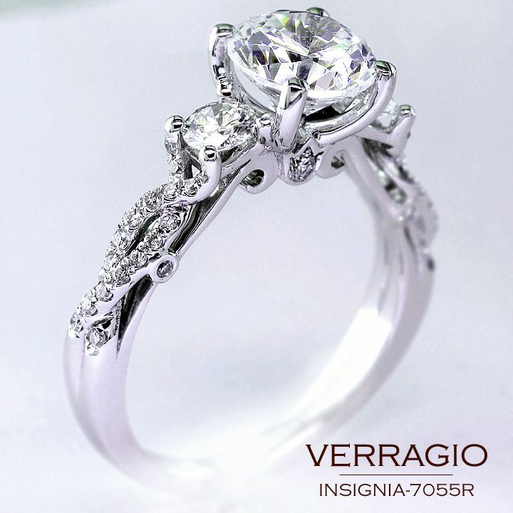In love with verragio rings