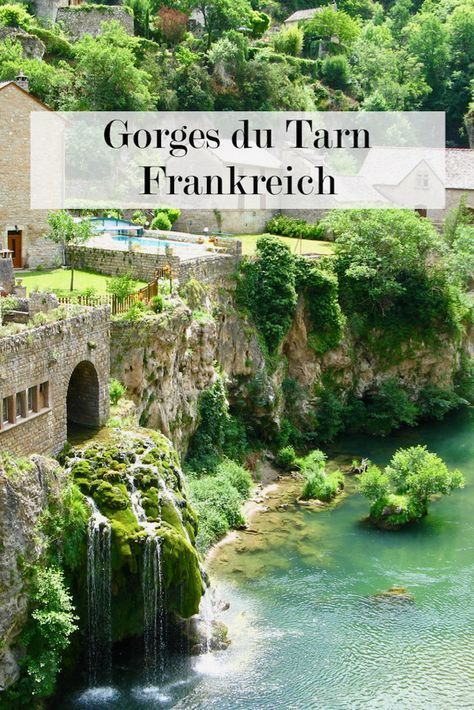 France vacation -  Holidays in France on the Tarn (Gorges du Tarn): hiking, beautiful places and places, camping etc.  - #beautifultravel #florenceitalytravel #france #italytravel #letstravel #letstraveltheworld #travelbedroomideas #travelexperiences #travelhavk #travelmugdiy #ustravelideas #vacation