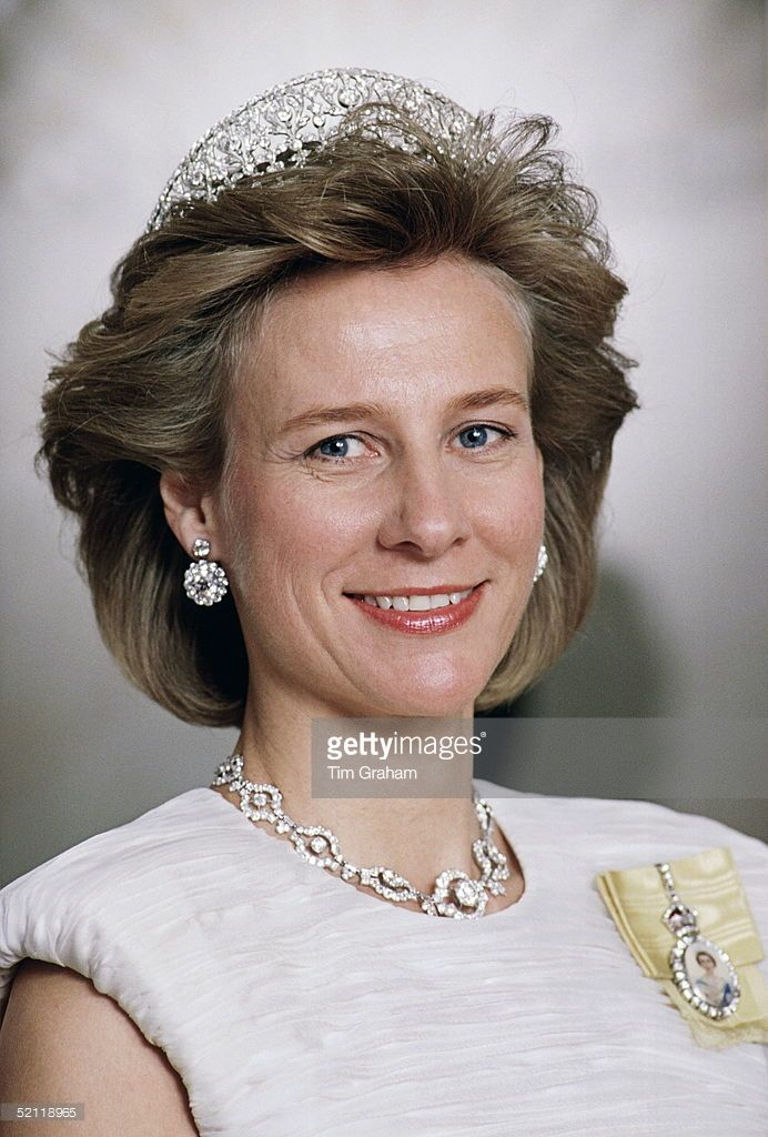 The Duchess Of Gloucester, Photographed On Her 17th