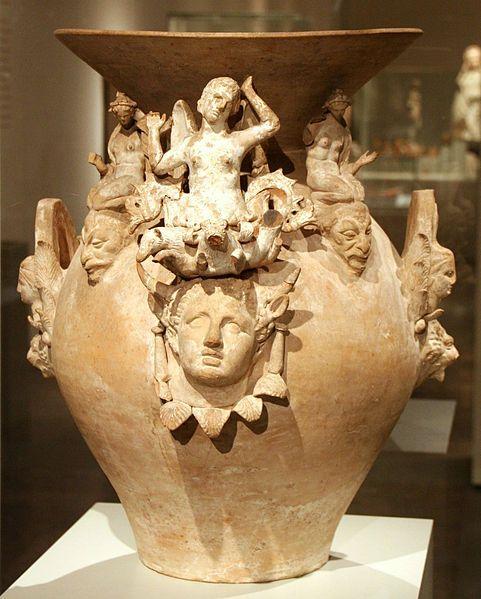 Anonymous (Canosa di Puglia) Title Daunian Luxury Vessel Date circa 300 BC