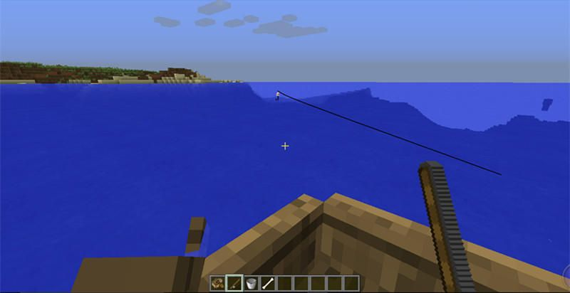 Minecraft Fishing How To Fish In Minecraft Pinterest - Minecraft puppo spiele