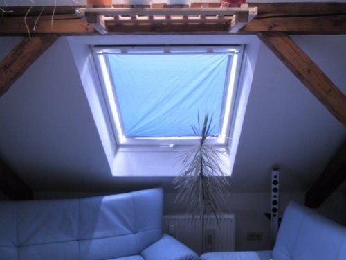 exsun sonnenschutz f r velux uk10 dachfenster rollo hitzeschutz verdunkelungsrollo mit. Black Bedroom Furniture Sets. Home Design Ideas