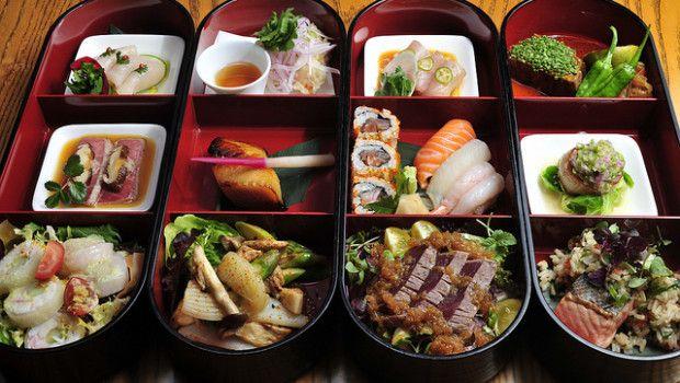 Bento Box Options Food Eat Bento