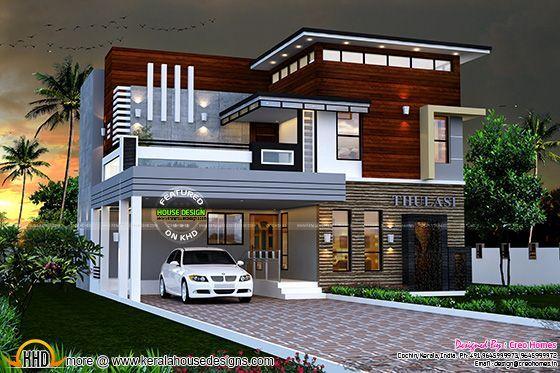September 2015 Kerala Home Interesting Home Design Picture Kerala House Design House Design Photos Small House Design