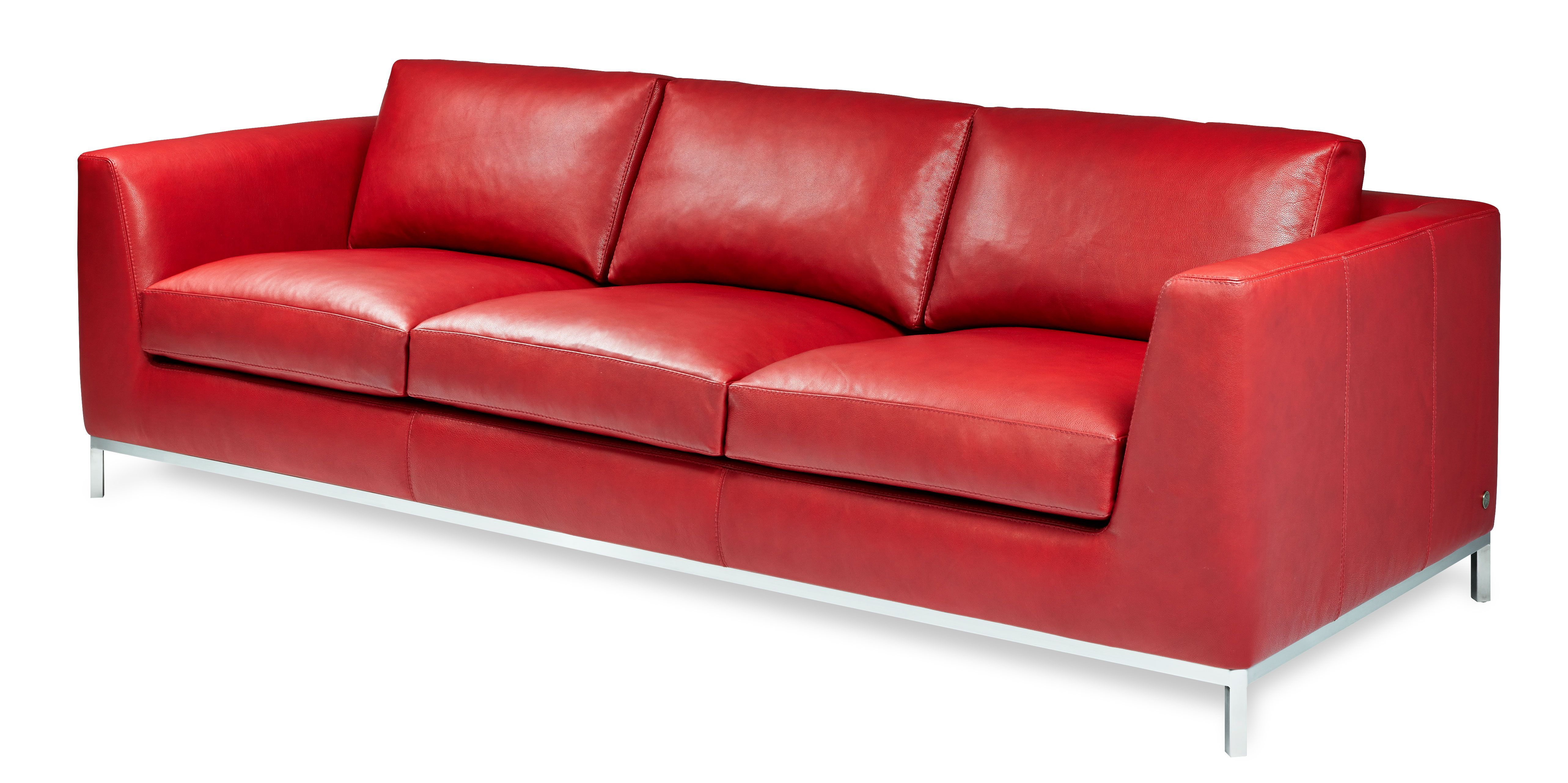 Whoa! Show-stopping red leather from American Leather ...