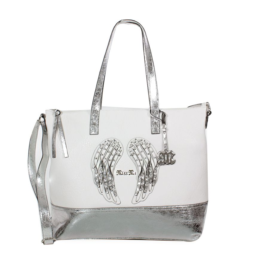 VIDA Tote Bag - Angel Wings Tote by VIDA