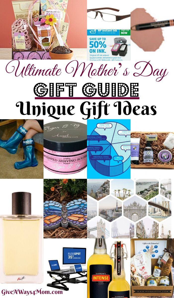 Ultimate Mother S Day Gift Guide Unique Gifts For Mom Unique