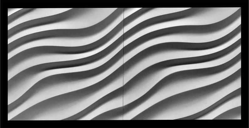 3d Wand Kunststoff Formenbau Fur 3d Dekor Wandpaneele Fur Gips