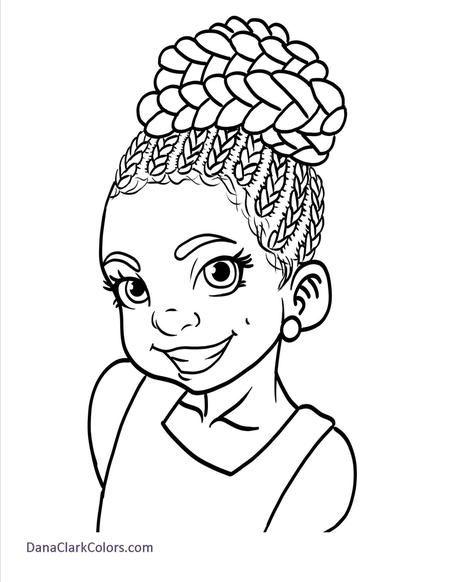 Free Coloring Pages | Relações raciais na escola | Pinterest ...