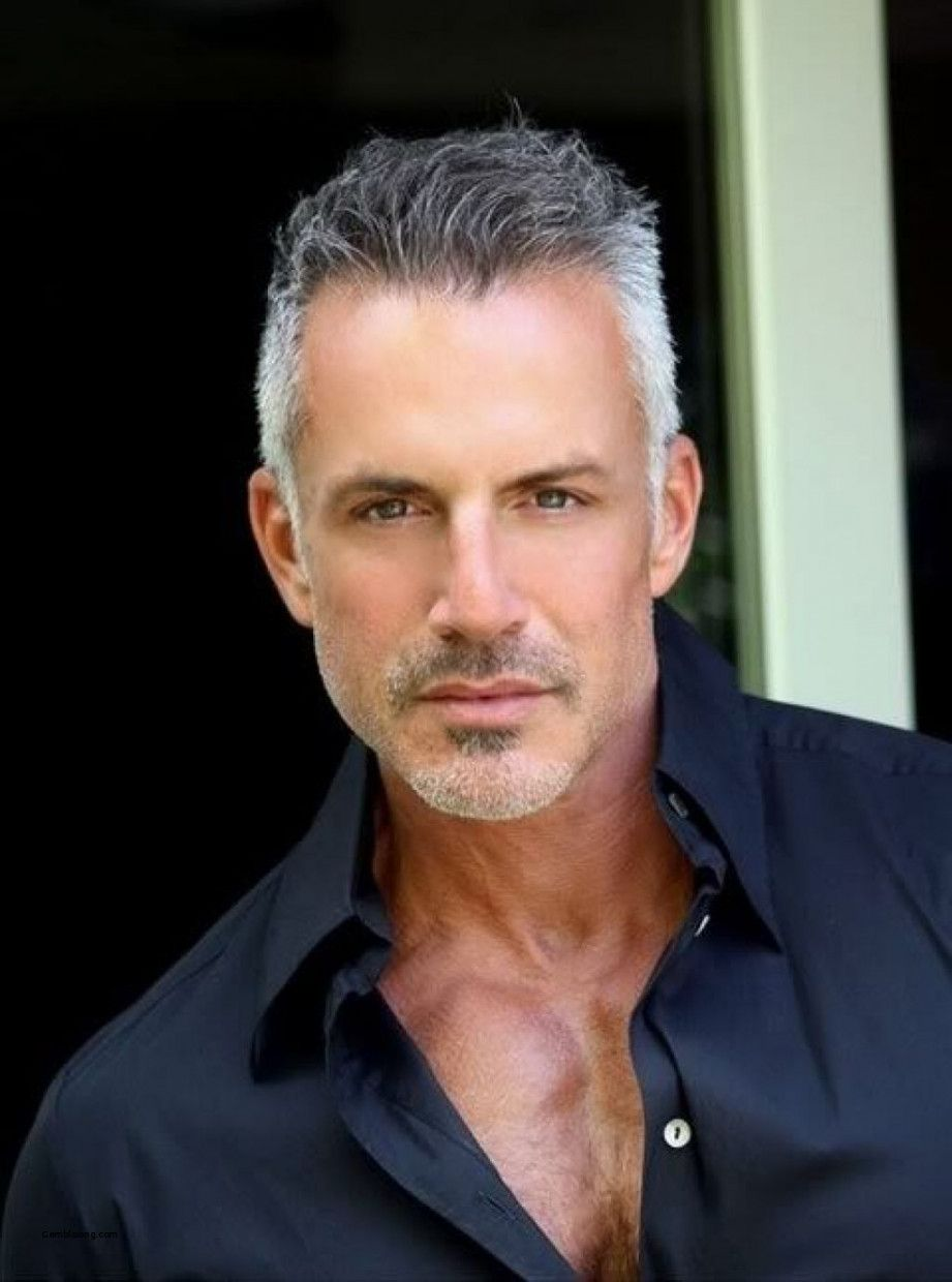 Thin Hair Elegant Older Men Hair Cut In 2019 Older Mens