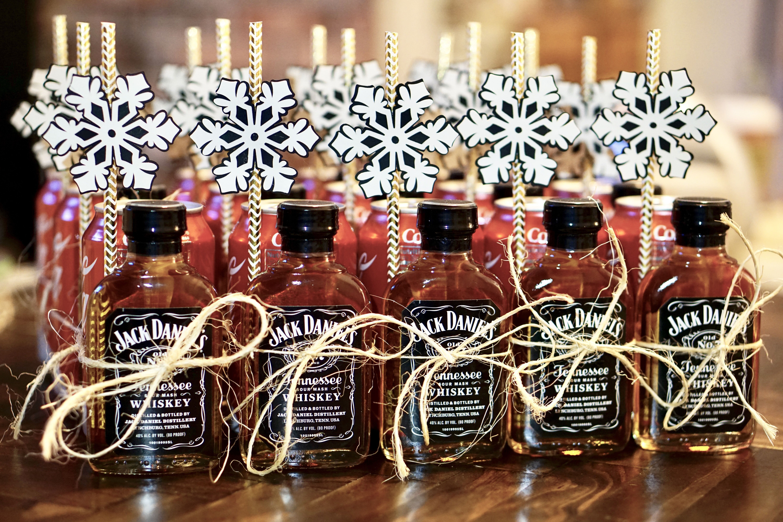 Jack and Coke Holiday Gift - Jack Daniels Gift