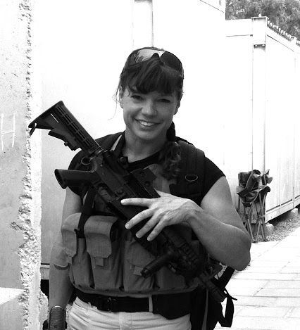 Danielle Breteau  Executive Editor For The American Shooting