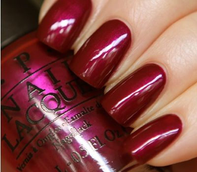 Thank Glogg It's Friday! Nordic Collection by OPI. On Counters Aug 6th.
