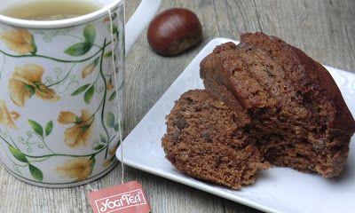 Ma petite cuisine gourmande sans gluten ni lactose: Petits moelleux aux marrons et chocolat sans glute...