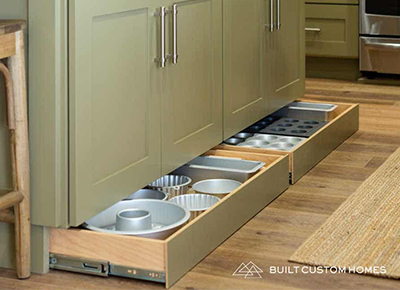 The 4-Inch Kitchen Space You Keep Neglecting but Should Really Use for Storage