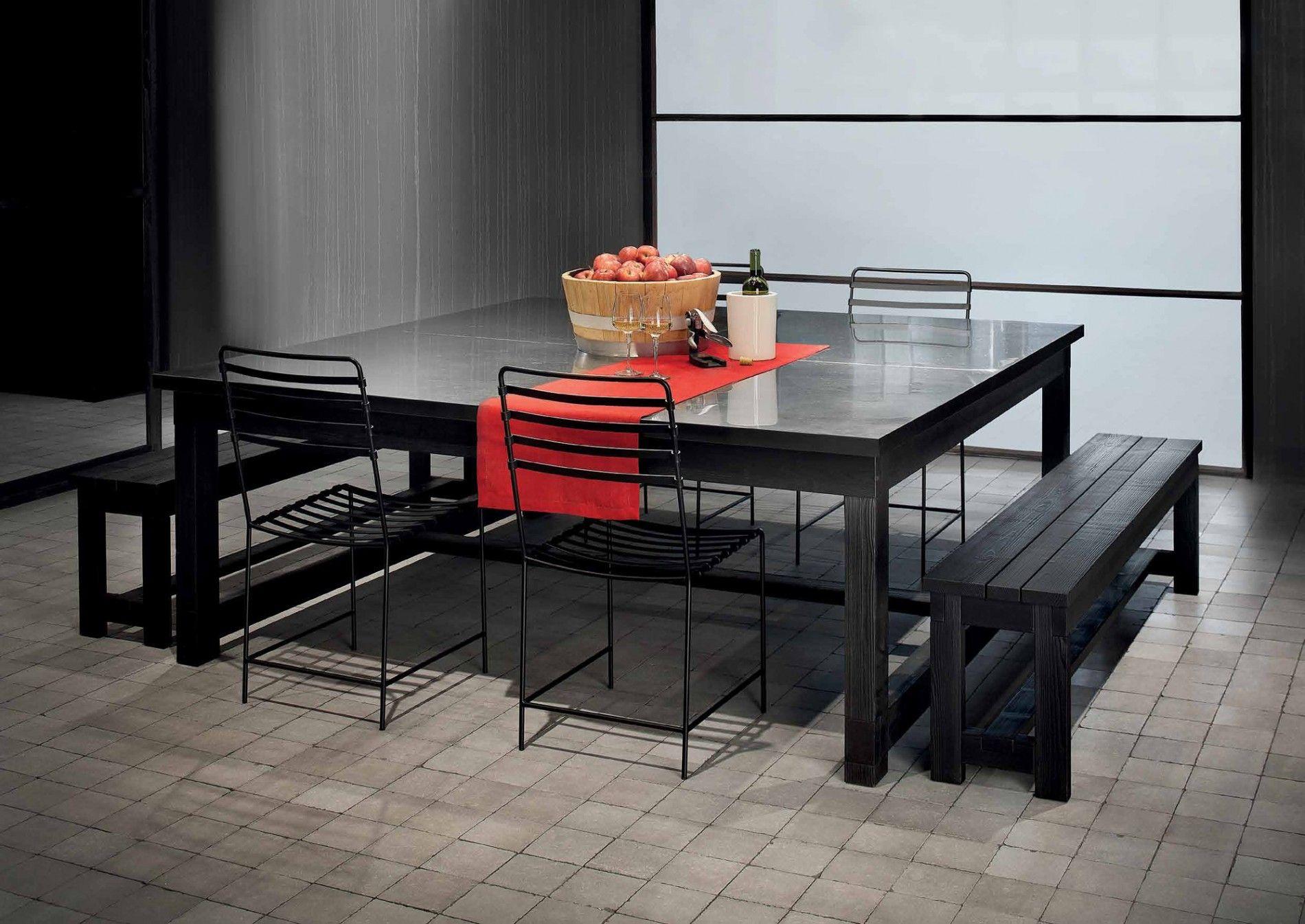Frame tavolo di minacciolo lartdevivre arredamento for Arredamento outdoor online