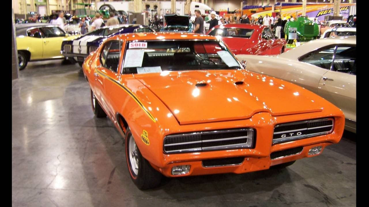 A Day at a Car Sale - Barrett Jackson. This day in Las Vegas was a ...