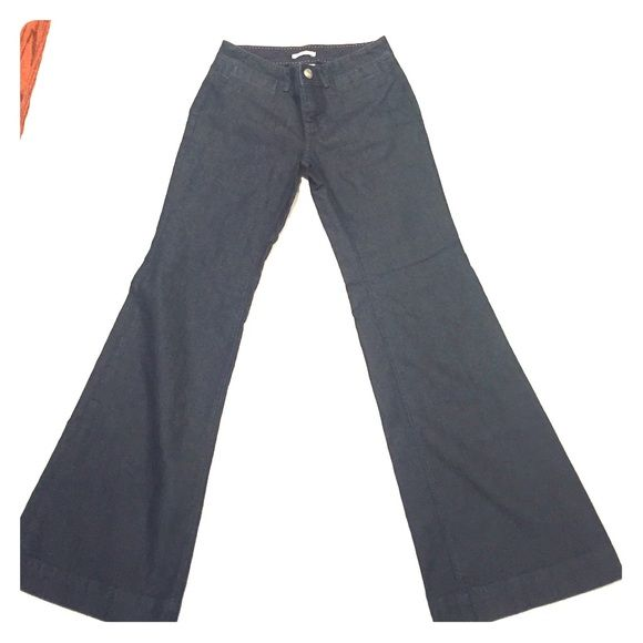 Banana Republic Wide Leg Jeans Size 4 | D, Banana republic and Legs