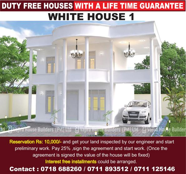 Best House Builders Sri Lanka