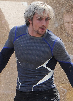 Okay so I went to go see the avengers and I literally fell in love with quicksilver and I cried when he died and I usually don't cry for movies. They better find a way to bring him back!!