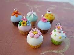 cupcake polymer clay