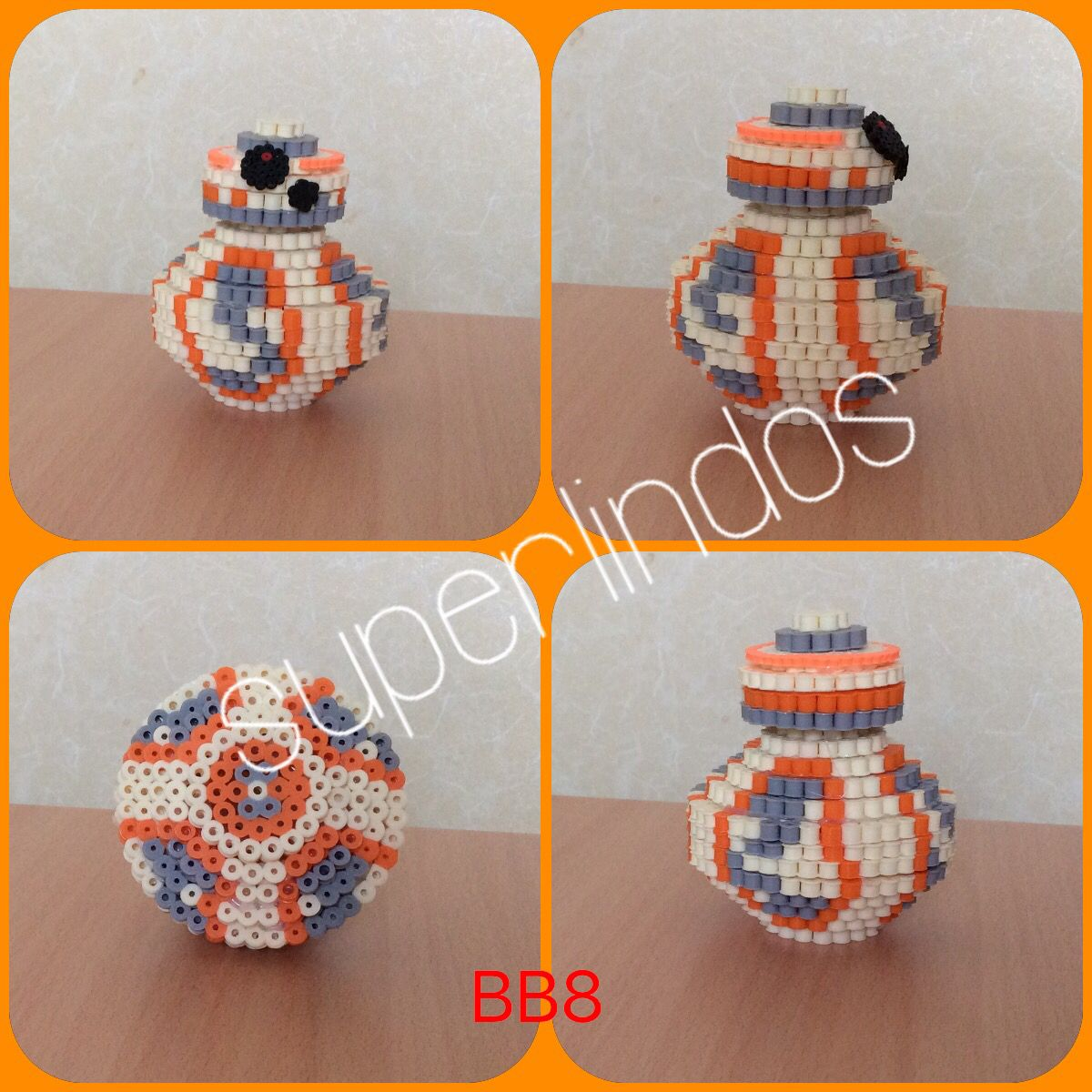 Aquabeads 30149 Star Wars Bb 8 Und Chewbacca Bastelset 21 2 X 18