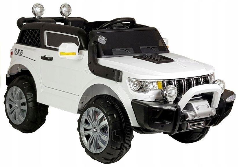 Auto Na Akumulator Jeep Kp 6188 Dla Dzieci Eva 6x6 8559894594 Oficjalne Archiwum Allegro Kids Jeep Jeep Kids Bike