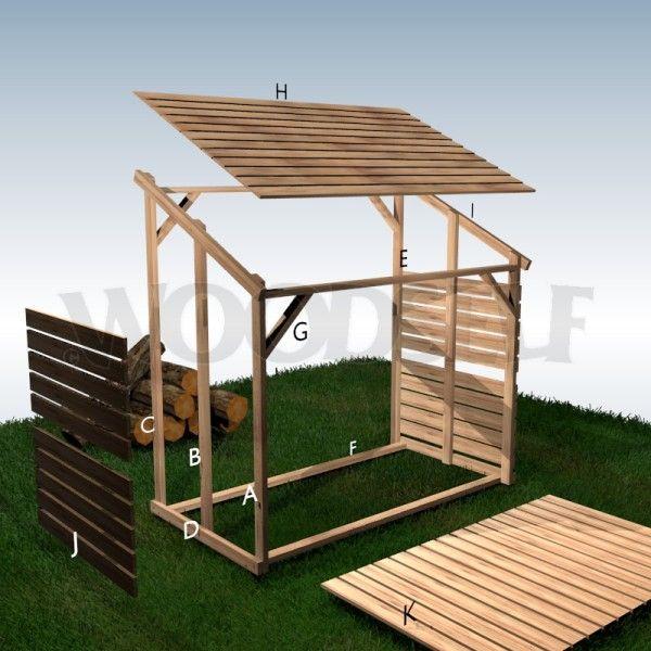 plan woodself a home to love en 2019 stockage de bois. Black Bedroom Furniture Sets. Home Design Ideas