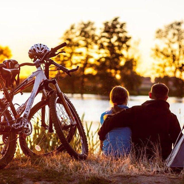 Na szlaku rowerowym #kologotyku #powisle #polska #rowery #cycling #wycieczka #turystyka
