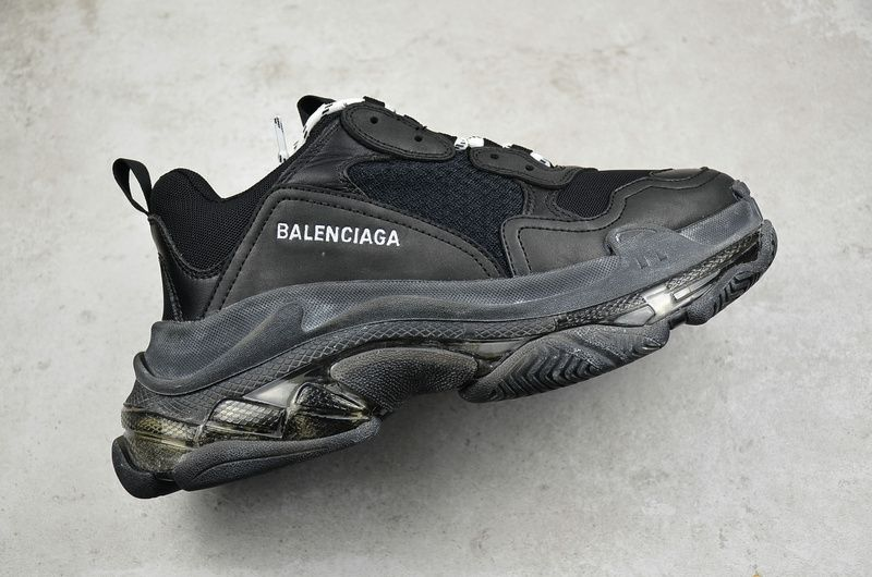 A new version for the Balenciaga Triple S nss magazine