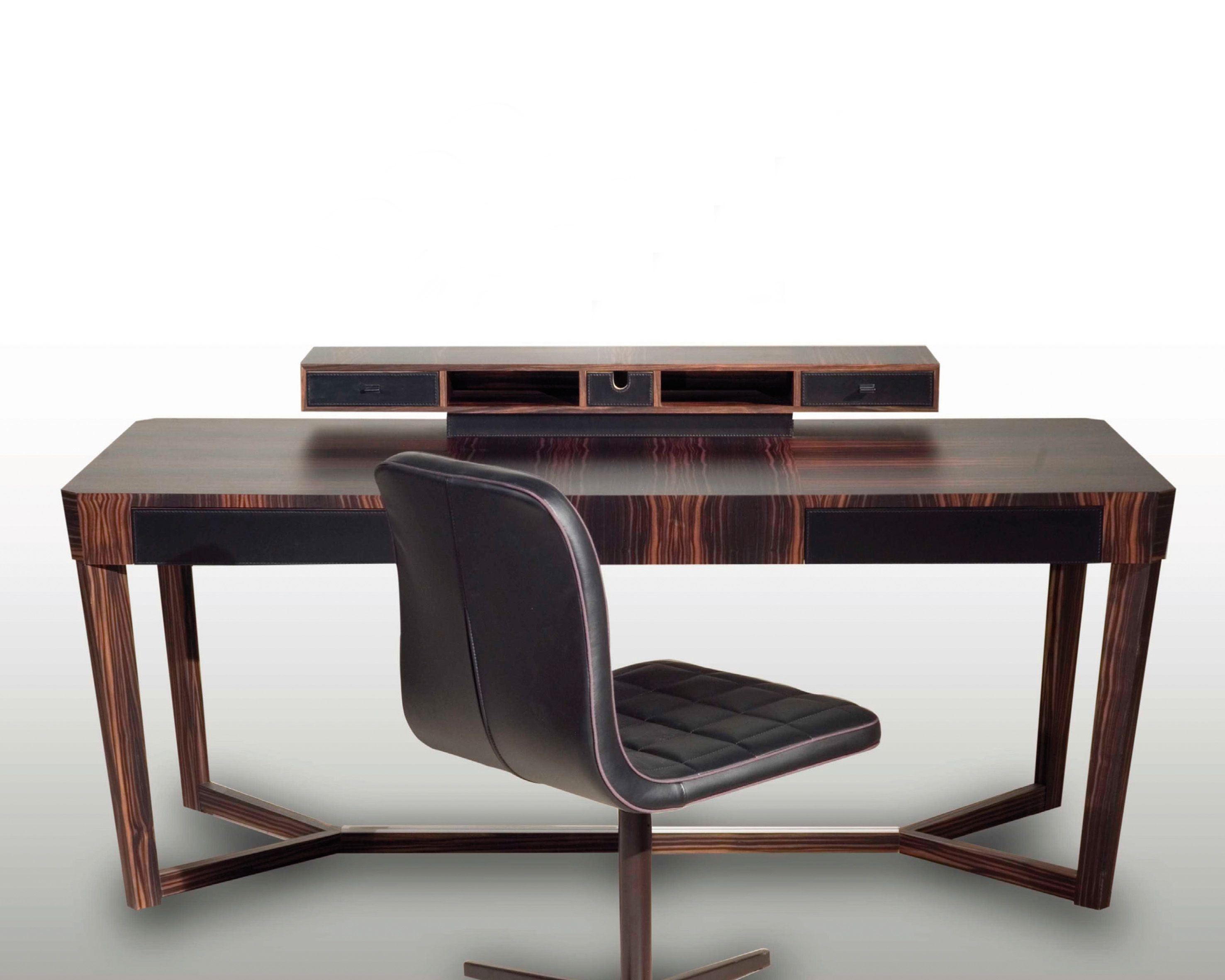Hand-crafted by Italian artisans, ARPHA (makers of this sleek desk ...