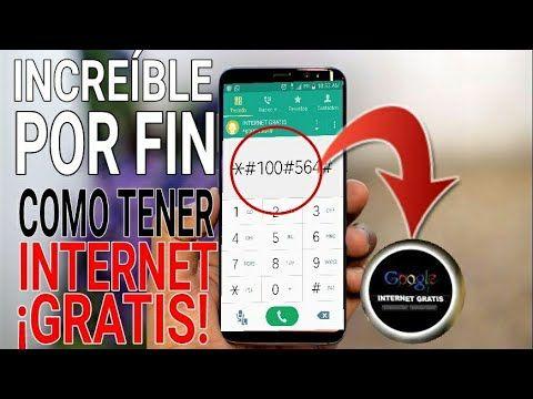 Cómo Tener Internet Gratis Para Siempre Cualquier Pais Y Compañia Funciona 100 15 12 2017 Youtube Youtube Internet Wifi