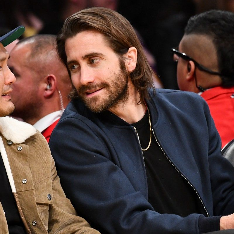 2020 Is A Parade Of Long Hair Long Hair Styles Jake Gyllenhaal Growing Long Hair Men