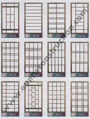 Resultado De Imagen Para Combinacion De Puertas Ventanas Y Rejas Portas De Metal Grade De Porta Casas