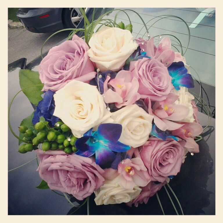 Bridal Bouquet Designed By Kristle Wiseman At Forest Of Flowers London Ontario Flowers London Flowers Flower Designs