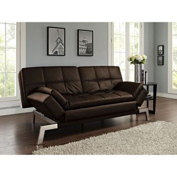 Daytona Bonded Leather Euro Lounger Java Us 699 499 Via Costco