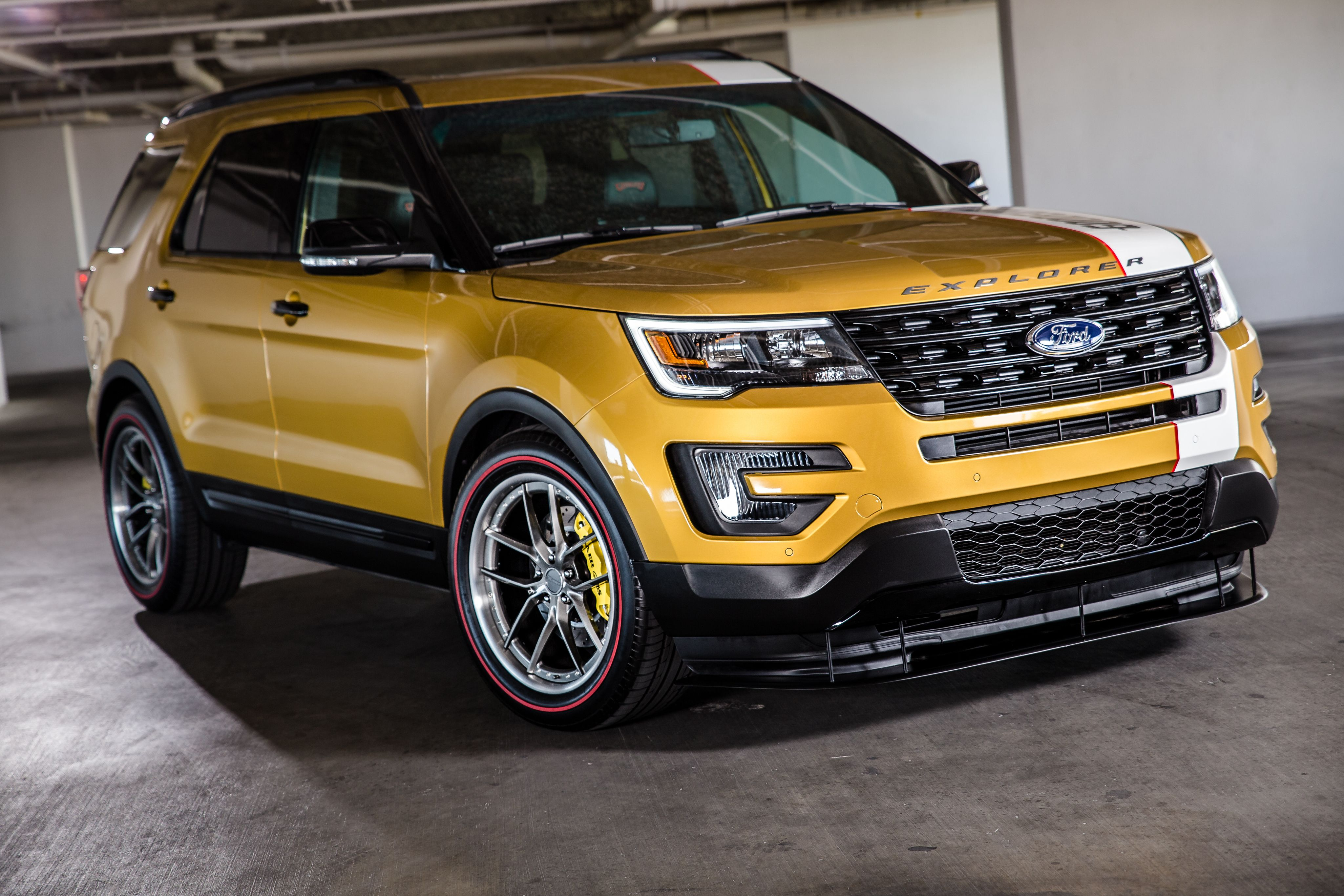 Ford Explorer Sport By Goodguys 11 2015 Con Imagenes Ford