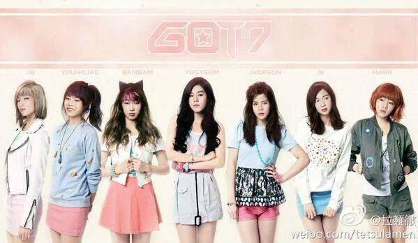 Jackson Hashtag On Twitter Kpop Girls Kpop Girl Groups Girl Group