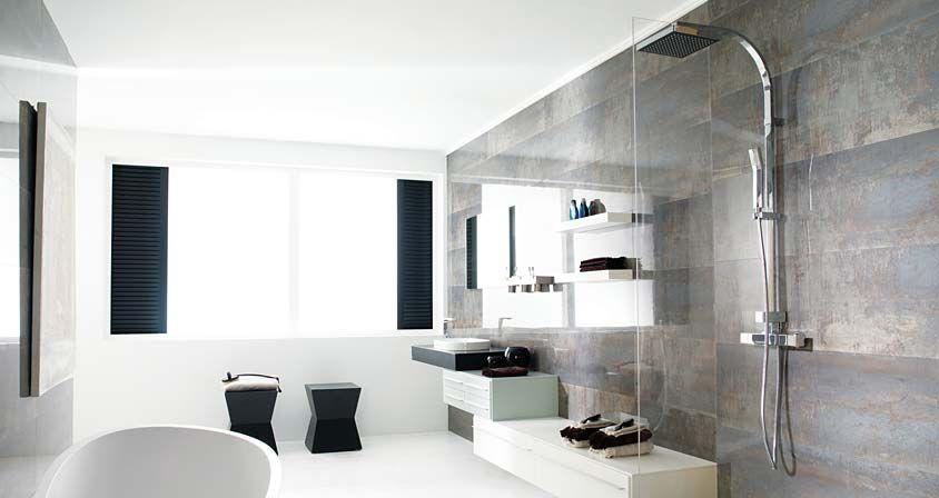 Getting Wet With Bathroom Renovations Design Moderne De Salles