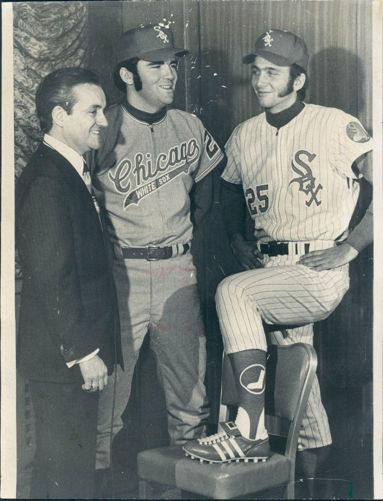 4c61b968 Chicago White Sox, 1971.   Baseball   White sox baseball, Chicago ...