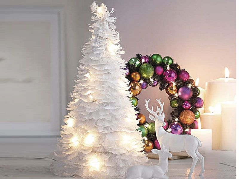 Modern christmas decorating ideas for a festive home