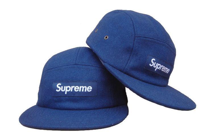 a0c98547bfb Supreme 5 Panel Camp Cap Blue Follow  IllumiLondon for more Streetwear  Collections  IllumiLondon