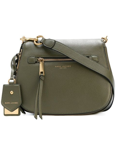 5e4bc92e592e69 MARC JACOBS Recruit Nomad saddle bag.  marcjacobs  bags  shoulder bags   clutch