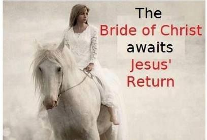 """""""... Come!"""" I looked,and there before me was a white horse! Its held a bow,and he was given a crown,and he hode out as a conqueror bent on conquest. Rev.6:2 –"""
