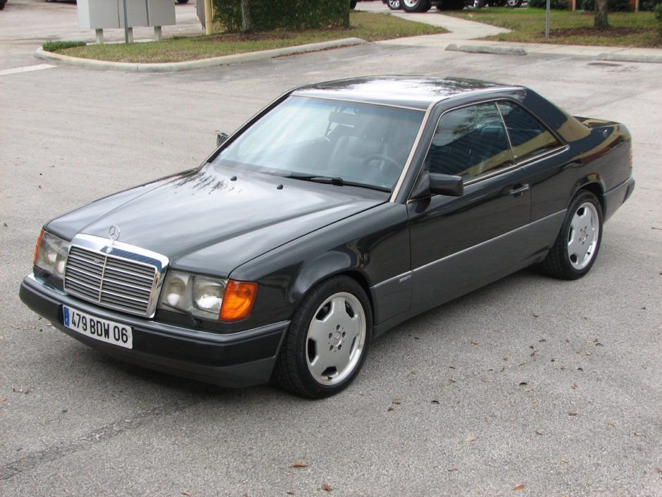 1992 Mercedes Benz 300ce 24 Sportline 5 Speed With Images